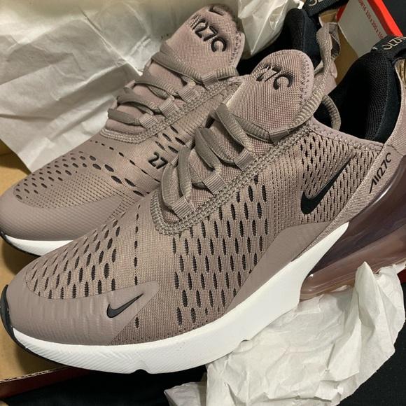 Mecánico Caprichoso Identidad  Nike Shoes | Air Max 27 Sepia Stone | Poshmark